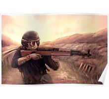 Post-apocalypse Survivor Poster