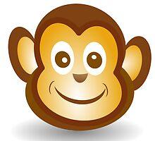 Monkey Face by kwg2200