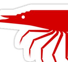 Crawfish Sticker