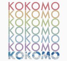 KOKOMO Comedy Logo T-Shirt by JMorgs