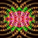 Vivid Colour Warp .... View larger for full effect by Michael Matthews