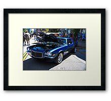 Hot August Nights 01 - Reno, NV Framed Print