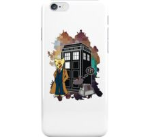 The Next Doctor is in... iPhone Case/Skin