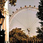 London eye by SusieMcLaren
