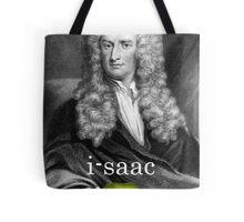 i-saac Newton Tote Bag