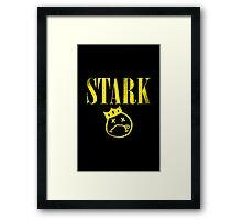 Stark Legacy Framed Print