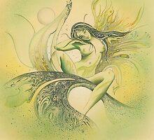 """""""MAY"""" from """"Calender Sheets"""" by Anna Ewa Miarczynska"""