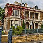 Alexander's Restaurant, Hobart, Tasmania, Australia by Elaine Teague