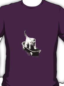 Skater Cat T-Shirt