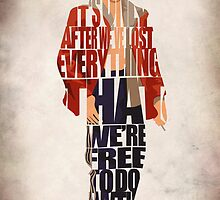Tyler Durden by A. TW