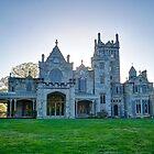 The Lyndhurst Mansion by Clarkartusa