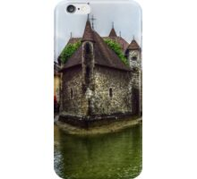 Annecy 2 iPhone Case/Skin