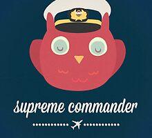 Supreme Commander  by devinleighbee
