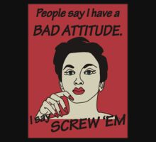 Bad Attitude ... by Defiantdiva