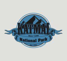 Katmai National Park, Alaska by CarbonClothing