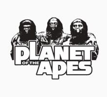 Ape Planet Kids Clothes