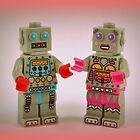 Robot Love by minifignick