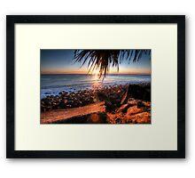 Burleigh Framed Print