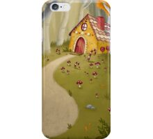 Hansel and Gretel iPhone Case/Skin