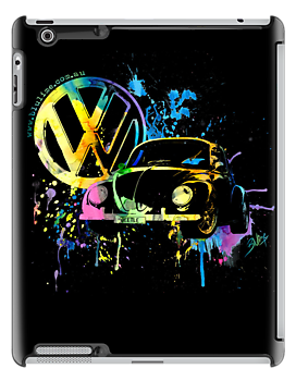 Volkswagen Beetle - Splash by blulime