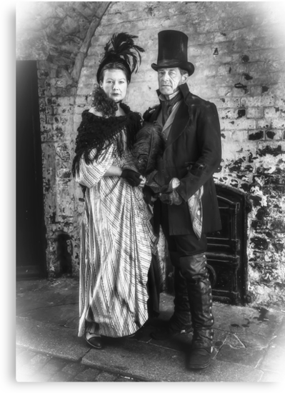 Victorian Couple by Patricia Jacobs CPAGB LRPS BPE3