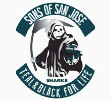 Sons Of San Jose Sharks by daleos
