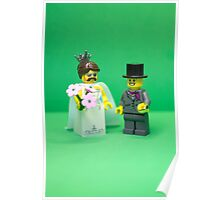 A thoroughly modern marriage Poster
