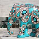 Elephant parade in Luxembourg 2013 (II) by bubblehex08