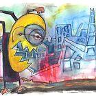 Why I hate London by Nigel Adams by Nigel Adams