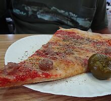 Jersey Pizza by vigor
