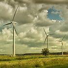 Wind Turbines by Johanna26