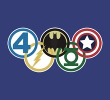 Super Olympics by clockworkmonkey