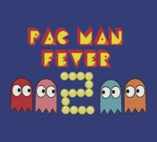 pac-Man Fever 2 the relapse t-shirt 2 by DanDav