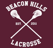 Beacon Hills Lacrosse by Meg Downey