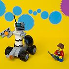 Remote controlled robot by playwell