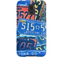 Forgotten Cars Samsung Galaxy Case/Skin