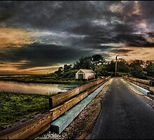Mattakeese Near Osterville by Ted Byrne