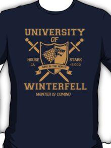 University of Winterfell  T-Shirt