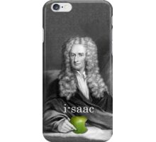 i-saac Newton iPhone Case/Skin
