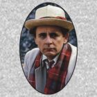 Sylvester McCoy (7th Doctor) by Merwok
