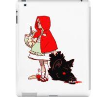 Little Red Hood iPad Case/Skin