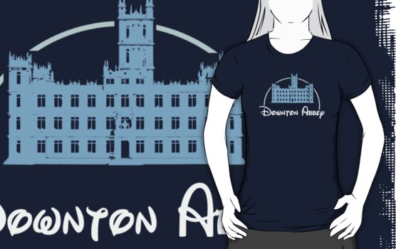 Downton Abbey / Disney by SallySparrowFTW
