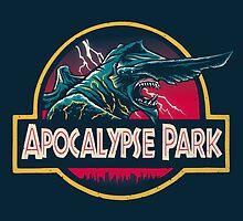 Apocalypse Park by victorsbeard