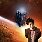 The 11th Doctor- Matt Smith by PaytonGilley