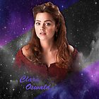 Clara Oswald/Jenna Louise Coleman- Doctor Who by PaytonGilley