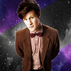 The Eleventh Doctor/Matt Smith- Doctor Who by PaytonGilley