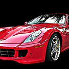 Ferrari 599 GTB Fiorano by Samuel Sheats