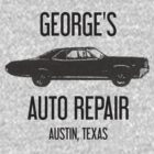 George's Auto Repair (Austin, Texas) by bittercreek