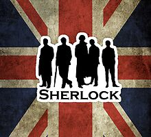 Sherlock BBC by PaytonGilley