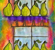 For the Love of Pears by © Angela L Walker
